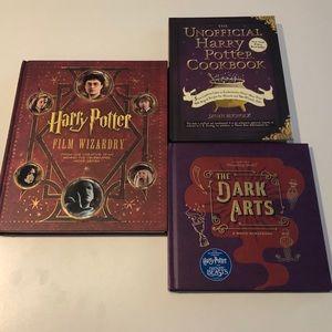 Harry Potter book lot